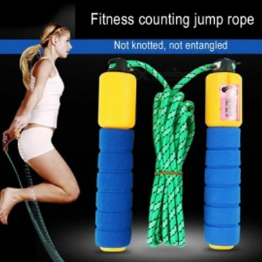 Bearing Speed Jump Rope with adjustable Handle