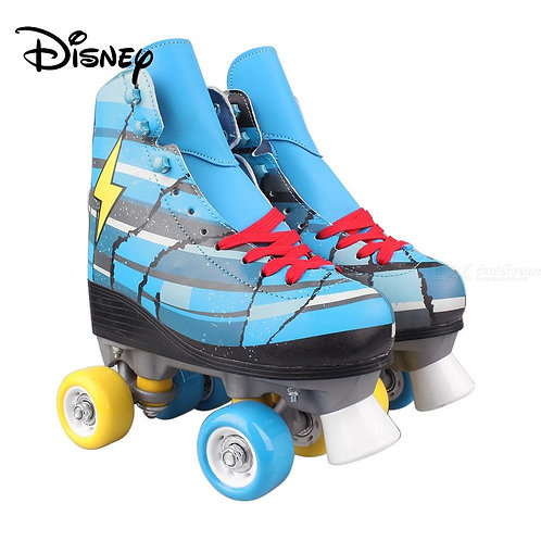 Disney Soy Luna Patines 2.0 Lace-up Skate Shoes For Boys -Talla 34