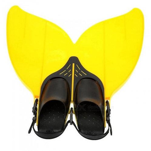 Kids Children Professional Scuba Diving Swimming Fins Short Flippers Snorkeling