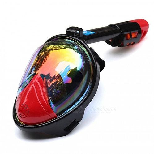 Diving Mask Underwater Scuba Anti Fog Full Face Diving Mask Snorkeling Set