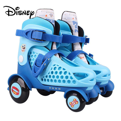 Disney Puppy Dog Pals Lace-up Roller Skate Shoes For Boy - Talla SS