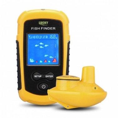 Portable wireless range Fish Finder
