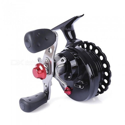 DWS60 4 + 1BB 2.6:1 65MM Fly Fishing Reel Wheel with High Foot Fishing Reels