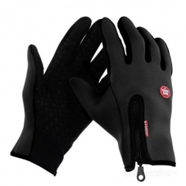 Neoprene Outdoor windproof full finger Gloves