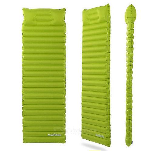 NatureHike Air Bag Type Inflatable Moistureproof Cushion - Light Green