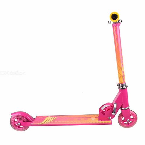 Disney Soy Luna Mini Scooter For Kids, Childrens Foldable Scooter