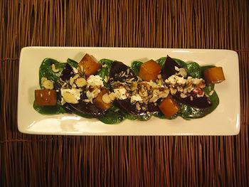 O&V Tasting Room Olive oil vinegar salad recipe