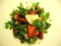 O&V Tasting Room Olive Oil Vinegar Salad Recipe