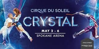 WOW! May 21-24 Cirque du Soleil -Axel