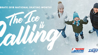 National Skating Month is Here!