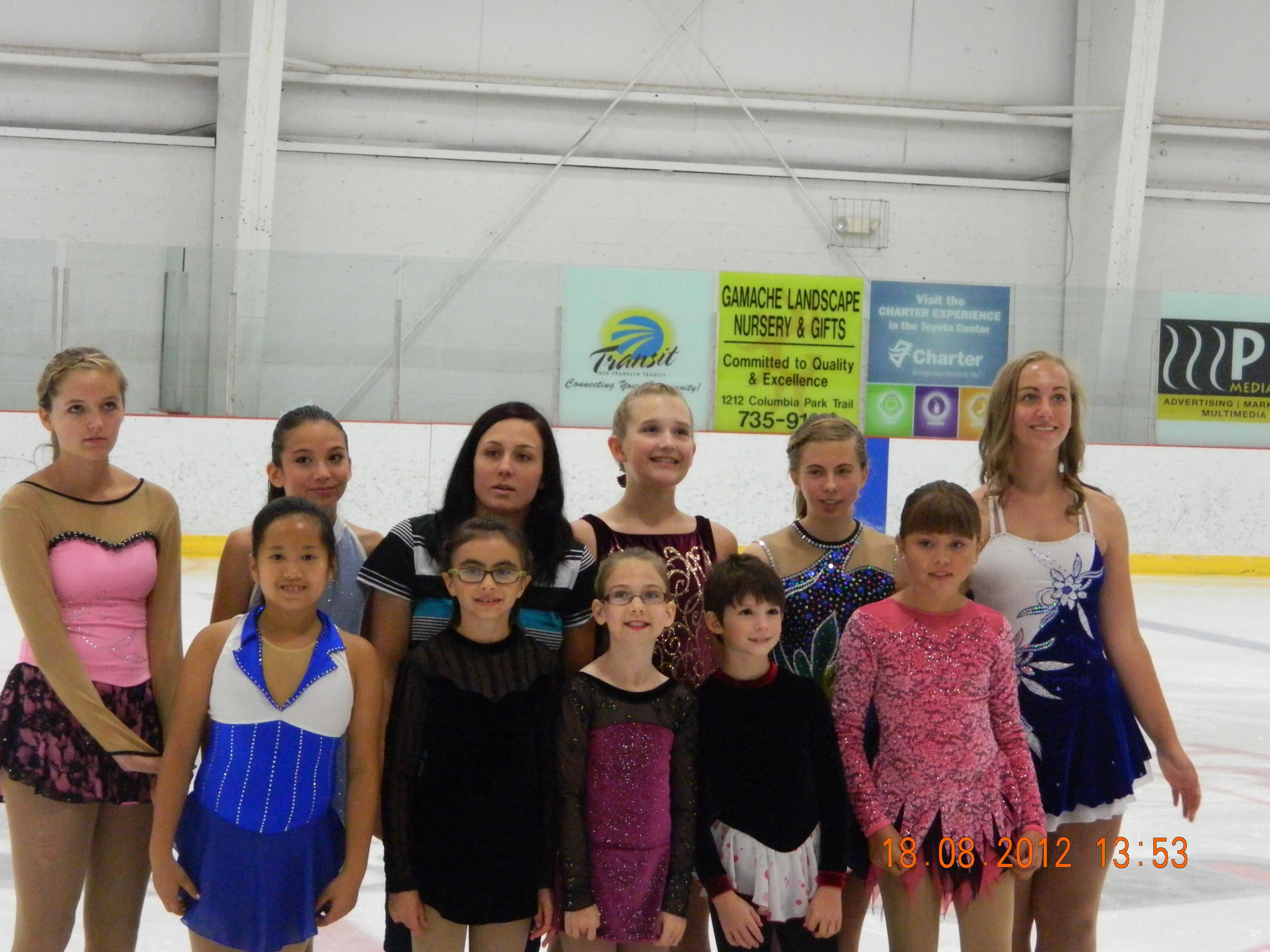 2012 TCFSC Skaters
