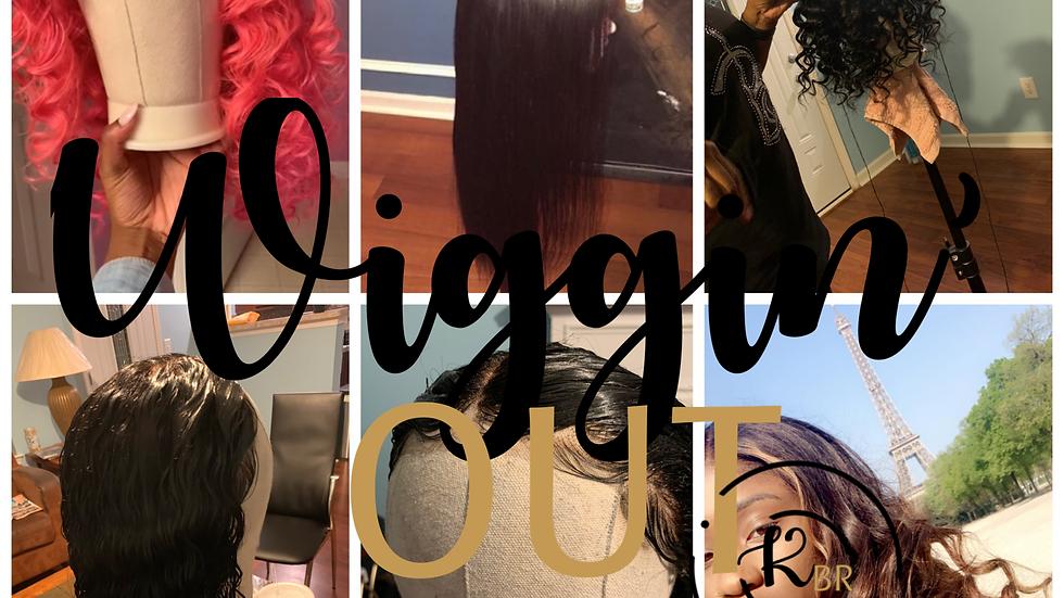 Customize Yo Wig (Frontal)