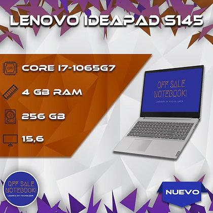 LENOVO IDEAPAD S145 INTEL I7 10MA