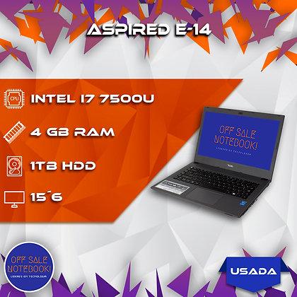 Acer Aspired i7 7ma