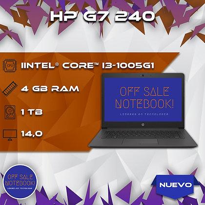 HP G7 240 I3 10MA