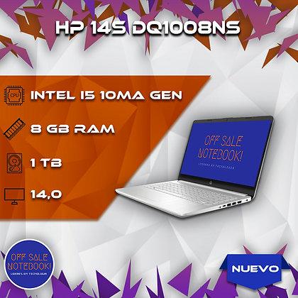 HP 14s Dq1008ns I5 10ma