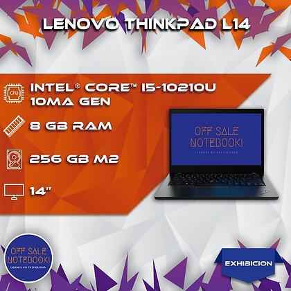 LENOVO THINKPAD I5 10MA