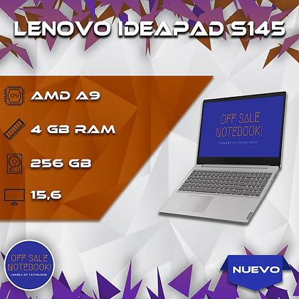 LENOVO IDEAPAD S145 AMD A9
