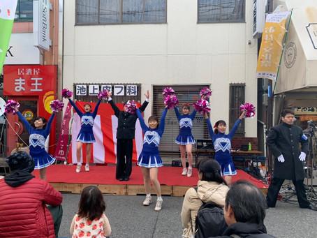 12/1 おはこ文化祭演舞 感想