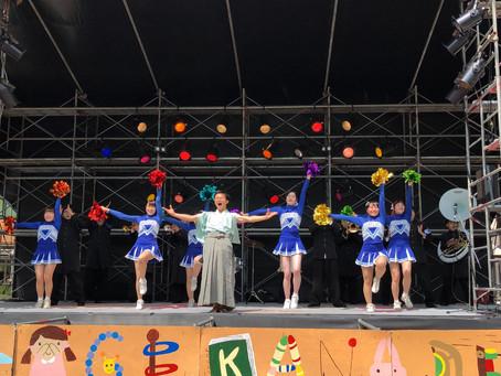 5/2 令和元年度いちょう祭演舞 感想