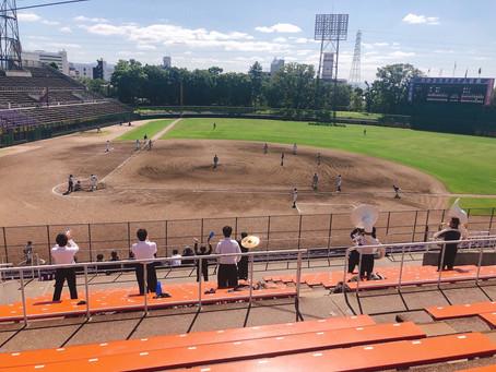9/19 準硬式野球応援 対関西大学戦感想