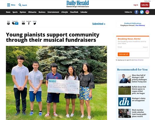 Young pianists support community through their musical fundraisers - Google Chrome 8_26_20