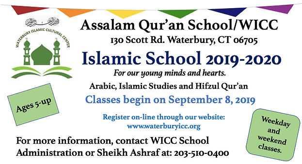 WICC Islamic School Announcement Flyer.p