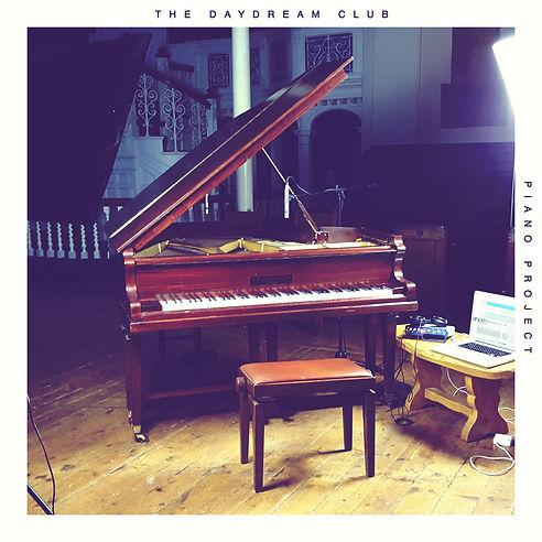 The Daydream Club Piano Project Album