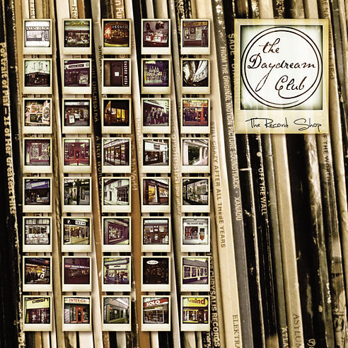 The Daydream Club The Record Shop Ltd Edition Vinyl