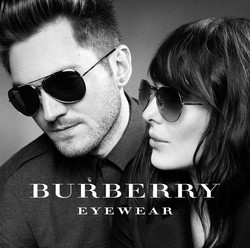 The Daydream Club model for Burberry