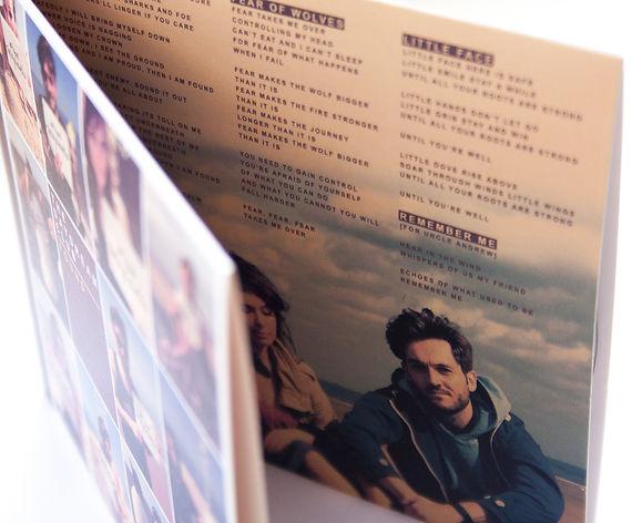 The Daydream Club Found CD Artwork