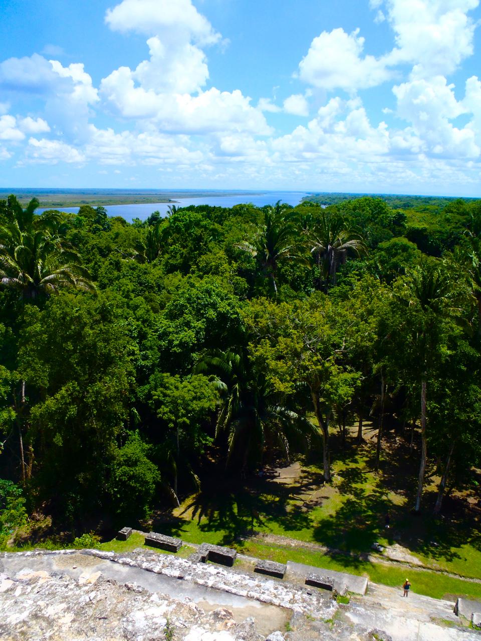Belize Mainland Tour Lamani Pictures - 62 of 64