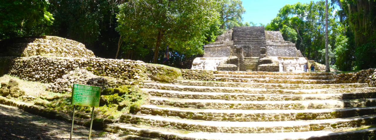 Belize Mainland Tour Lamani Pictures - 63 of 64