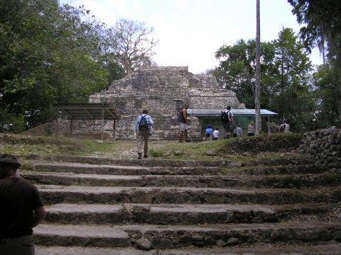 Belize Mainland Tour Lamani Pictures - 34 of 64