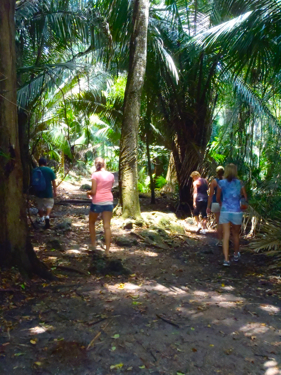 Belize Mainland Tour Lamani Pictures - 49 of 64