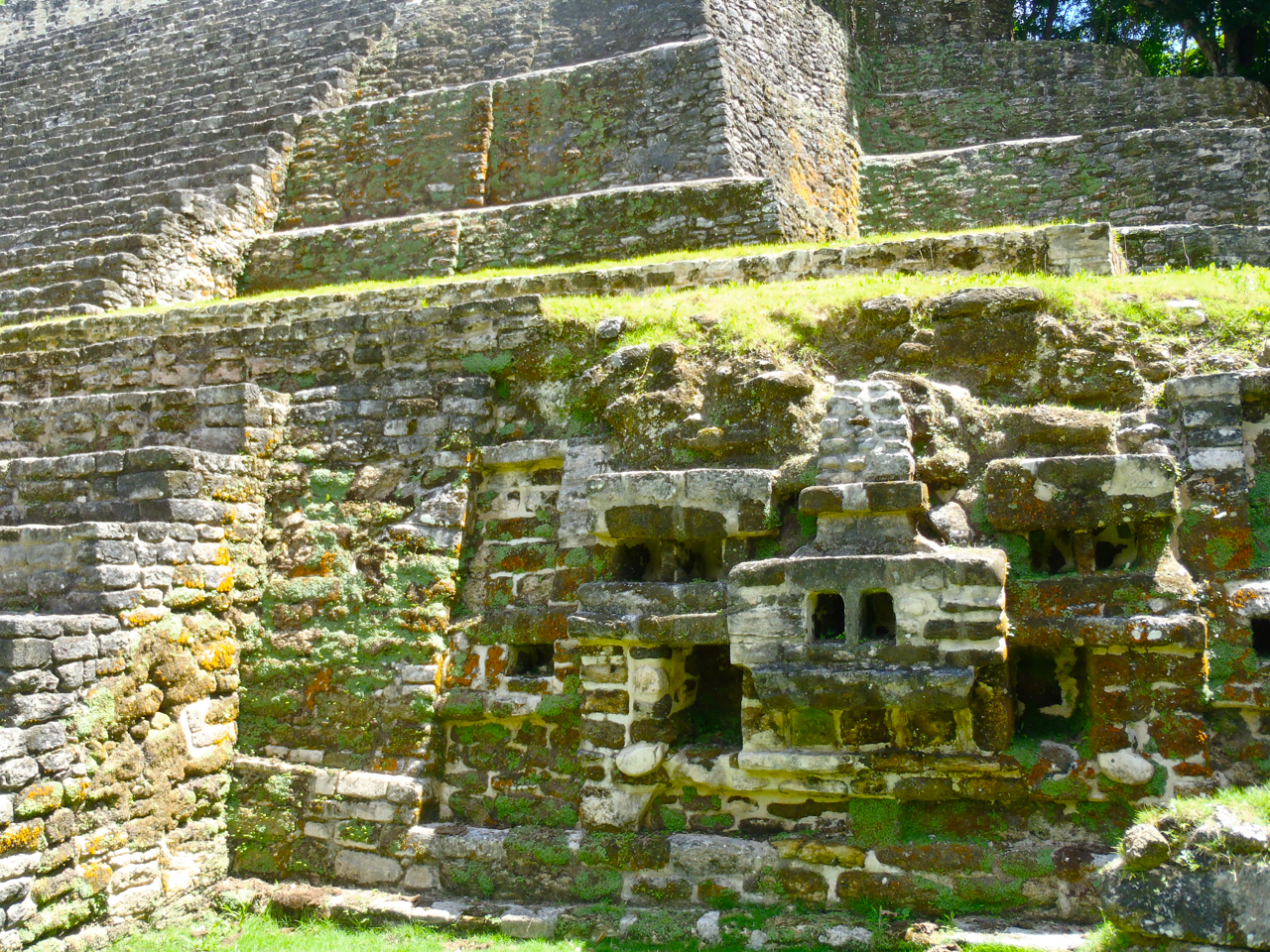 Belize Mainland Tour Lamani Pictures - 25 of 64