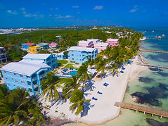 Sunset Beach Resort, Ambergris Caye Belize