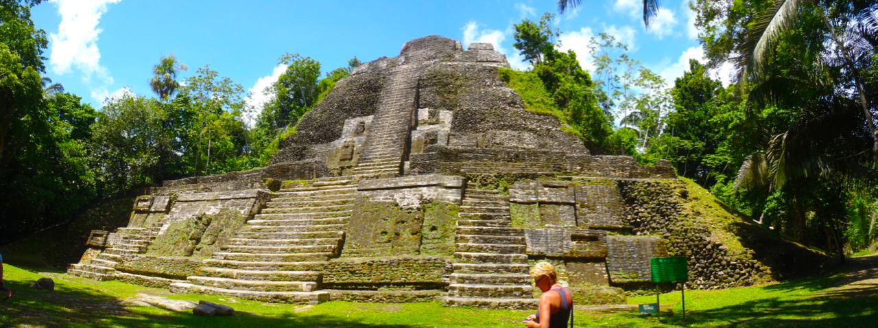 Belize Mainland Tour Lamani Pictures - 64 of 64