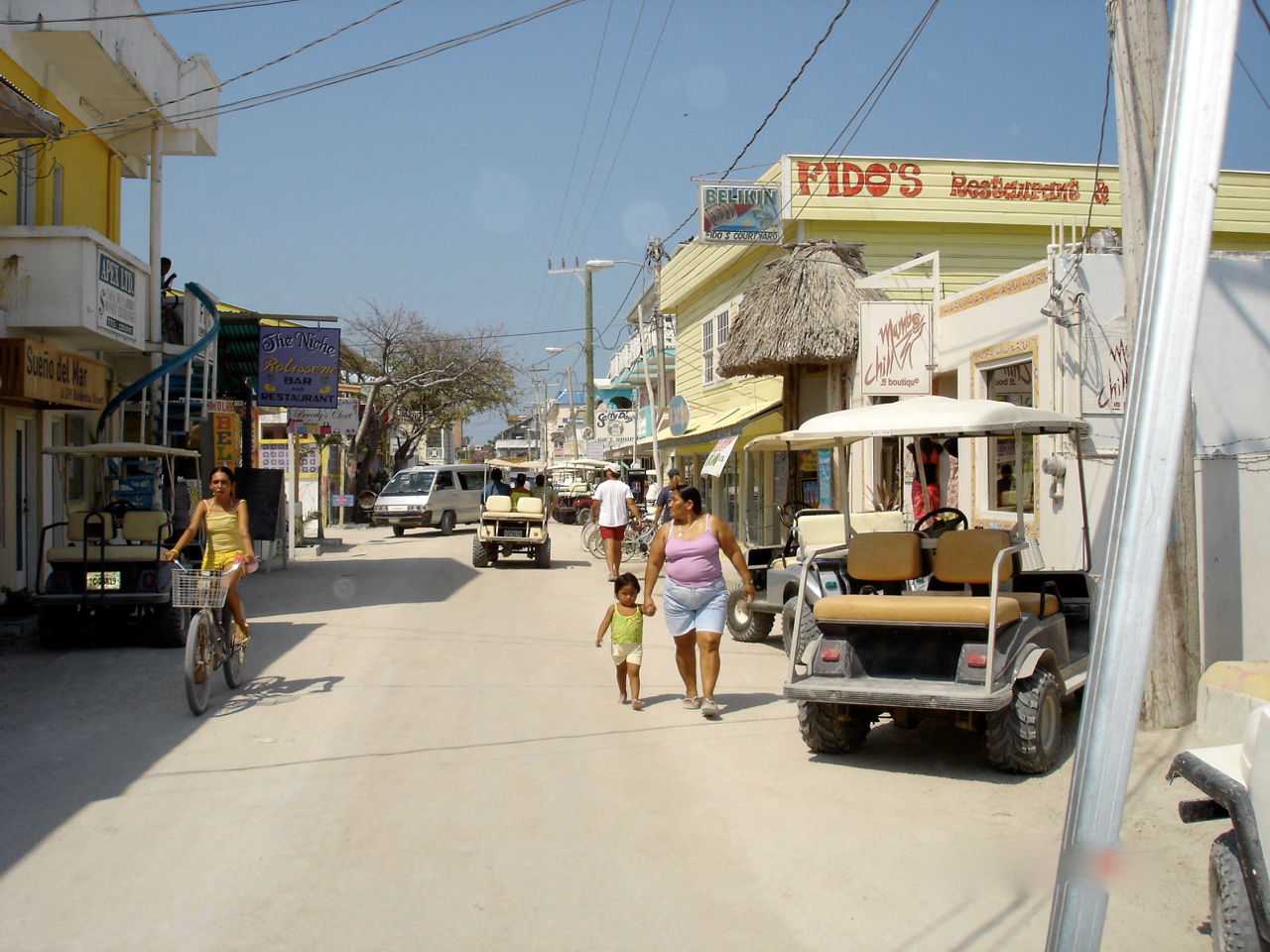 San Pedro Town Photos Ambergris Caye  Belize - 23 of 144