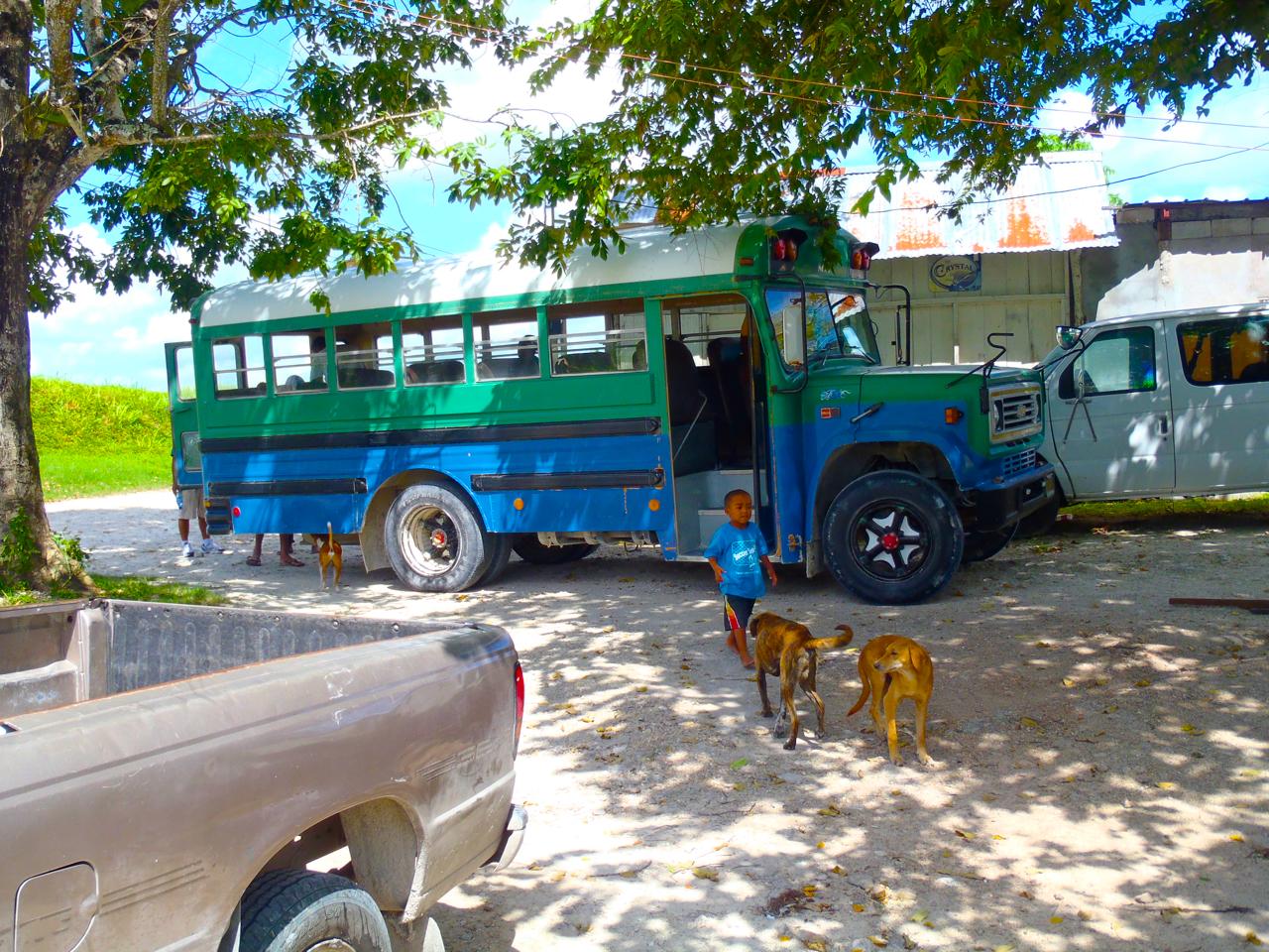 Belize Mainland Tour Lamani Pictures - 36 of 64