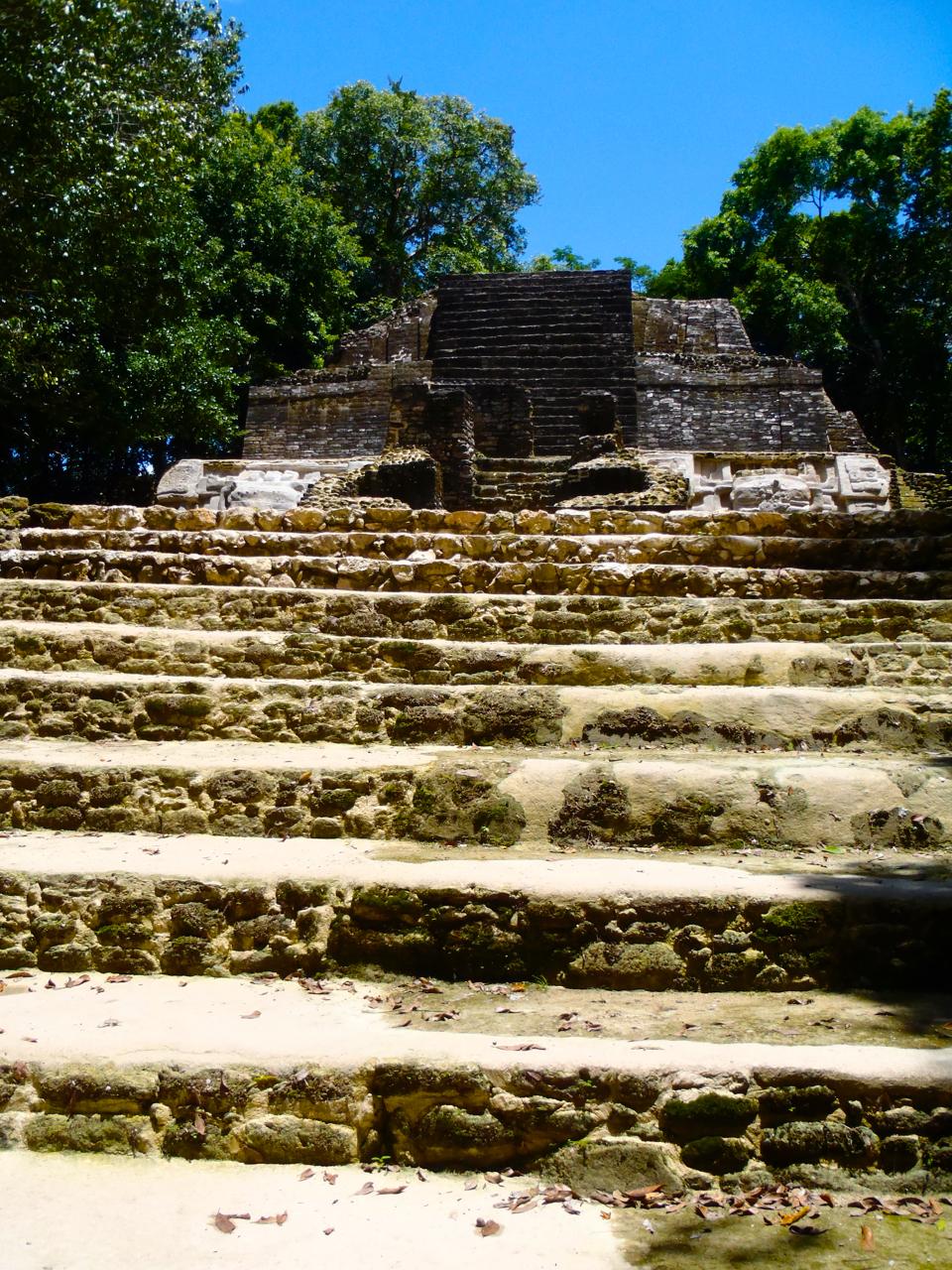 Belize Mainland Tour Lamani Pictures - 54 of 64
