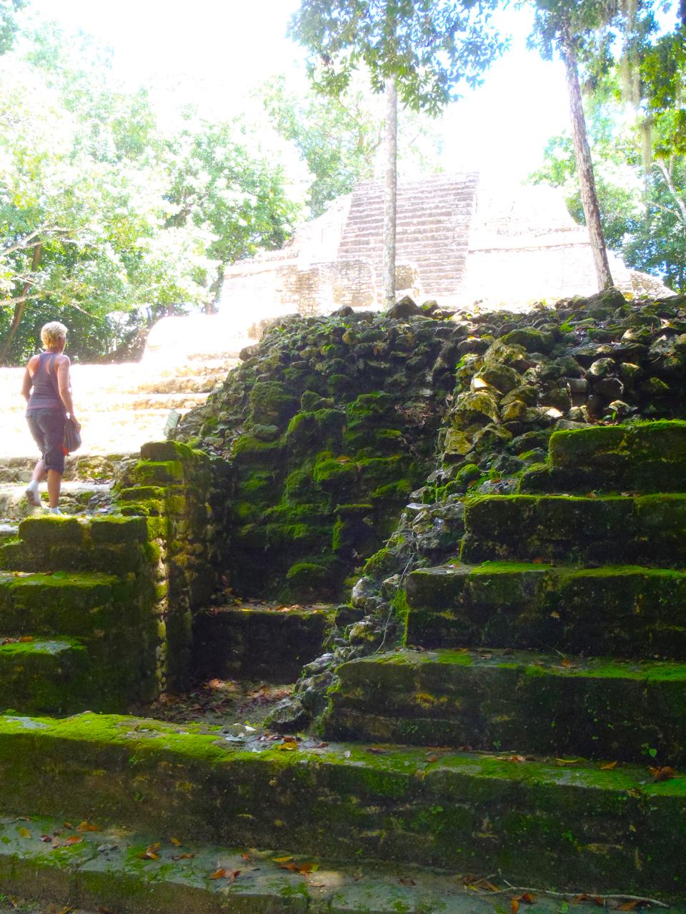 Belize Mainland Tour Lamani Pictures - 51 of 64