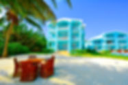 Sunset Beach Resort. BUILDING A:(Middle)    (A1) Two Bedroom  (Ground Floor entrance/2 story) (A2) One Bedroom (Ground Floor) (A3) One Bedroom (Ground Floor) (A4) Two Bedroom + 3rd Loft Bedroom (Ground Floor Entrance/2 story) (A5) Two Bedroom + 3rd Loft Bedroom (2nd Flo  Ambergris Caye Belize vacation rentals.  Condos and Villas for rent - Beautiful Belize Condos for rent by owner.  Sunset Beach Resort Belize vacation rentals