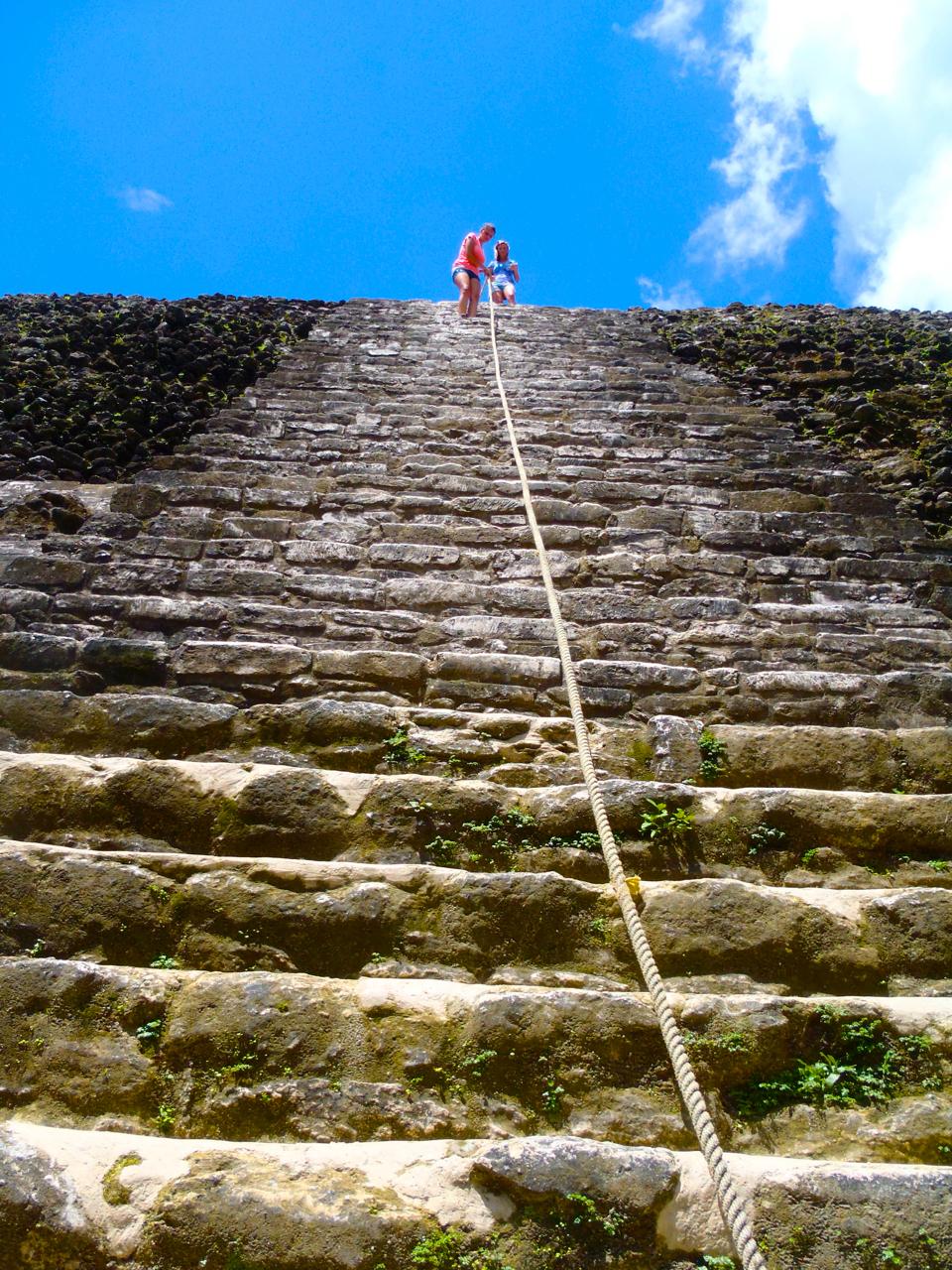 Belize Mainland Tour Lamani Pictures - 58 of 64