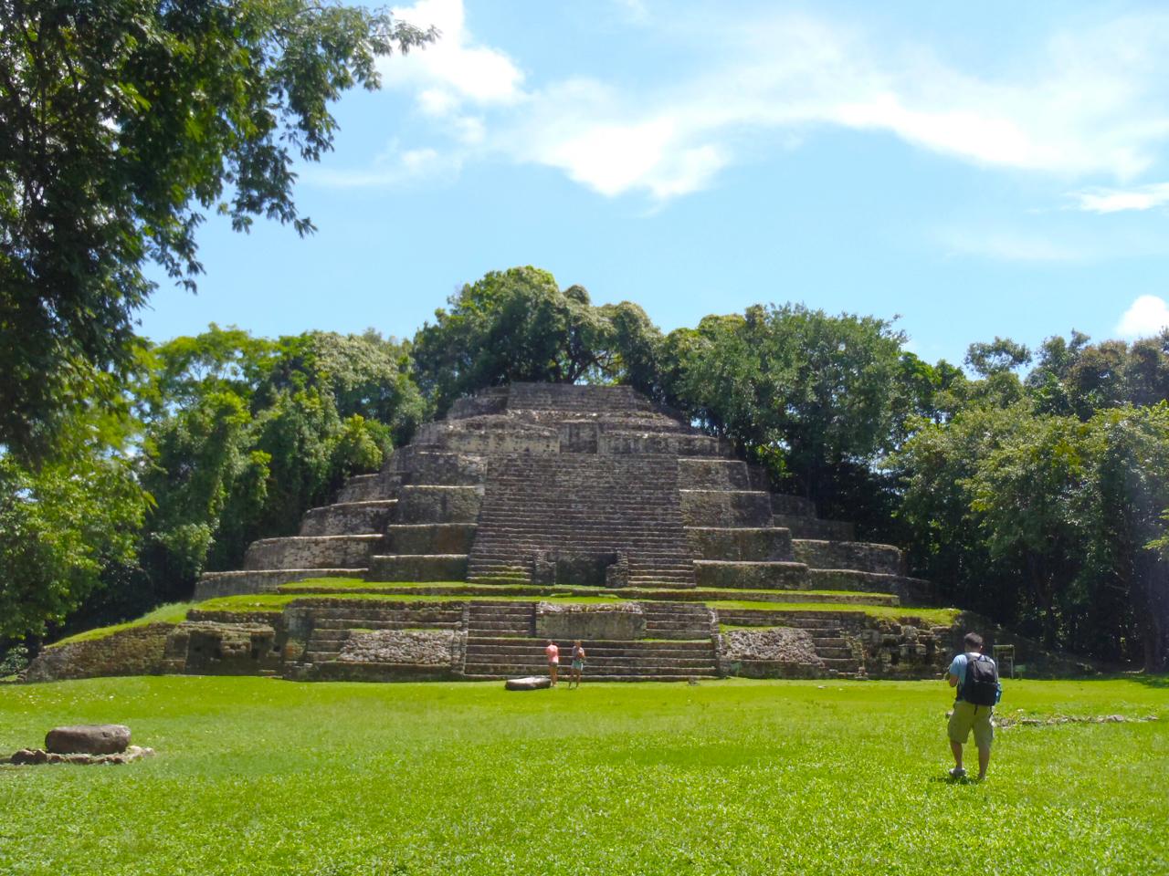 Belize Mainland Tour Lamani Pictures - 22 of 64