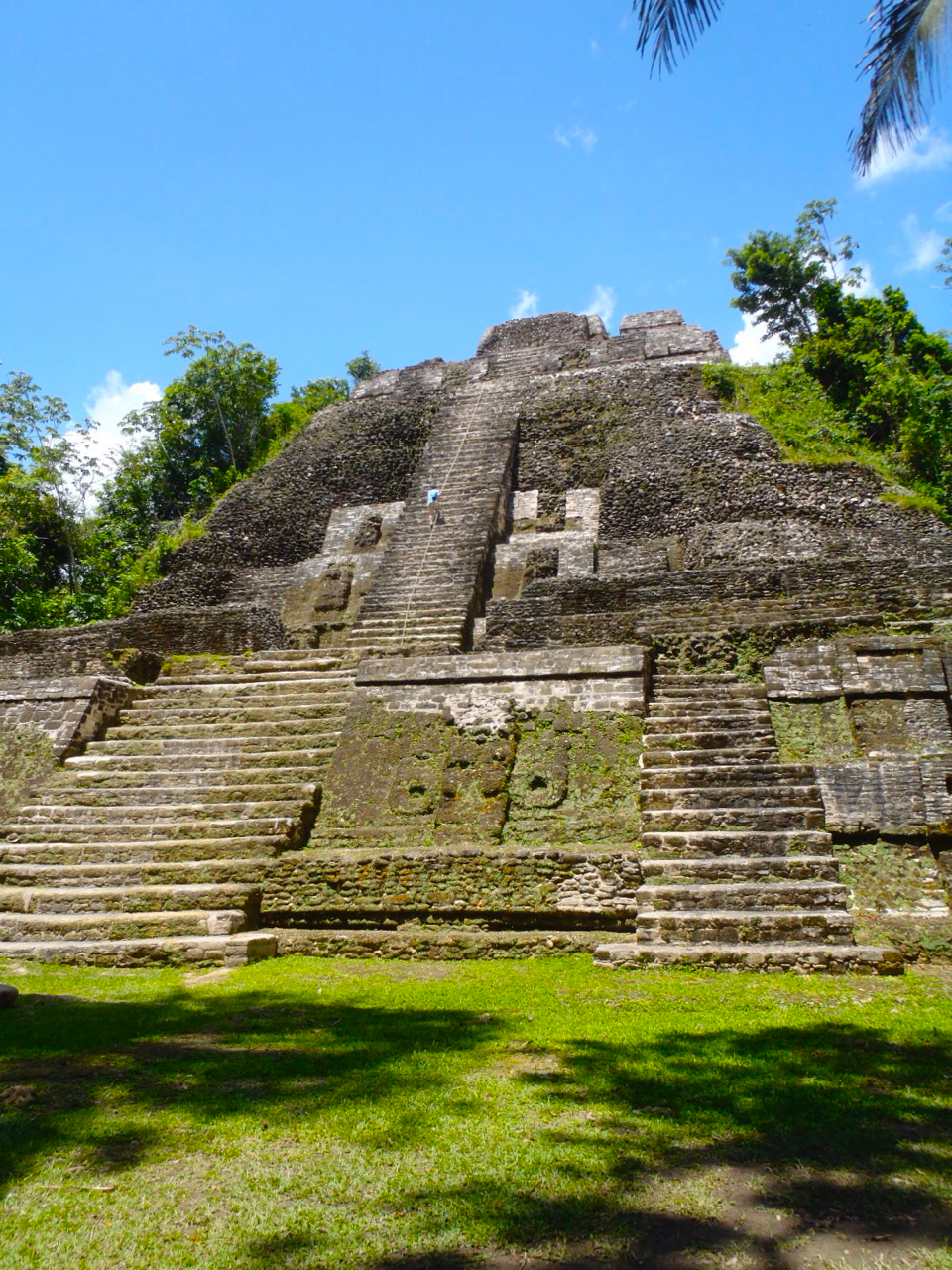 Belize Mainland Tour Lamani Pictures - 57 of 64