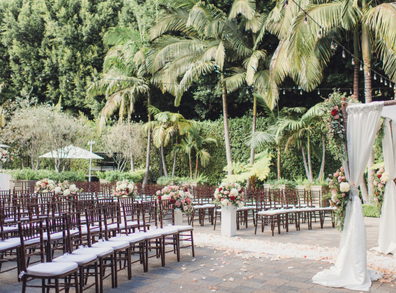 Breathtaking Vibiana Wedding Ceremony