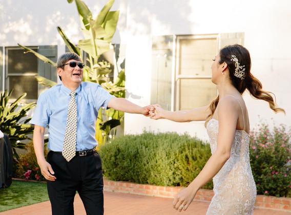 Fun Father Daughter Dance
