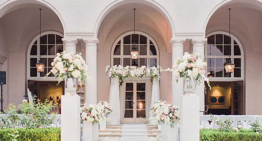 Historic_Ebell_outdoor_reception_Los_Angeles_wedding_planner