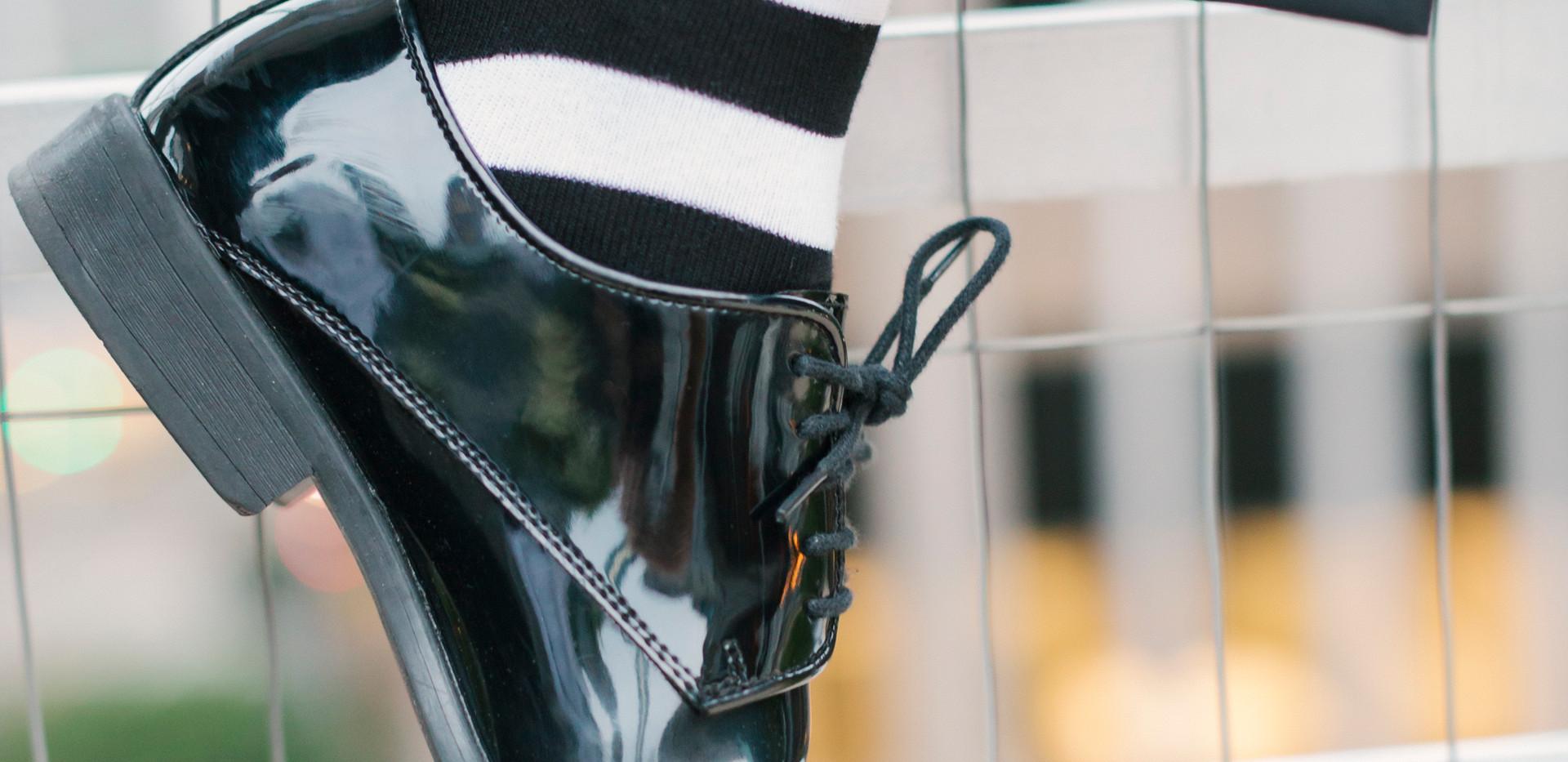 DTLA Fashionable Groom Socks